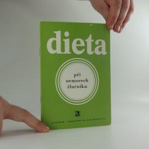 náhled knihy - Dieta při nemocech žlučníku