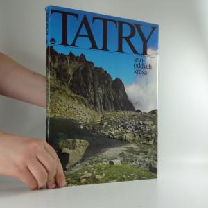 náhled knihy - Tatry : leto, oddych, krása