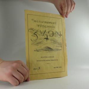 náhled knihy - Zvon, ročník XXVI, číslo 3
