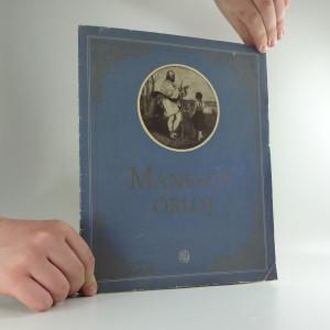 náhled knihy - Mánesův orloj : 12 knihtiskových barevných reprodukcí