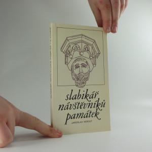 náhled knihy - Slabikář návštěvníků památek