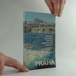 náhled knihy - Praha plán města