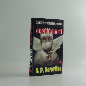 náhled knihy - Andělé smrti