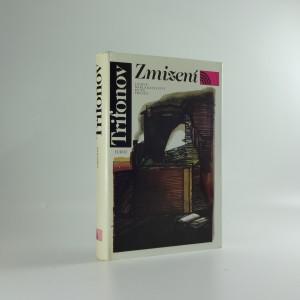 náhled knihy - Zmizení