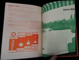 antikvární kniha žijeme 1931 obrázkový magazin dnešní doby orgán Svazu československého díla , 1931 - 1932