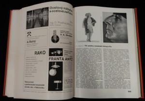 náhled knihy - žijeme 1932 obrázkový magazin dnešní doby