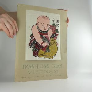 náhled knihy - Tranh dân gian Việt-Nam (Đông Hồ paintings)