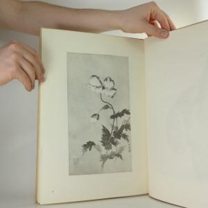 antikvární kniha 何香凝画集 (He Xiangning Collection), 1956