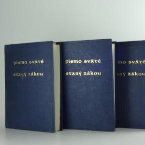 náhled knihy - Písmo sväté - Starý zákon 3 svazky