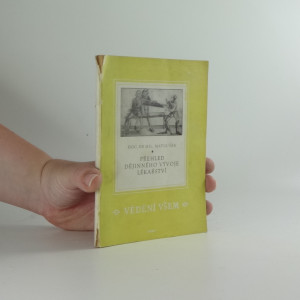 náhled knihy - Přehled dějinného vývoje lékařství