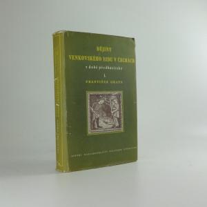 náhled knihy - Dějiny venkovského lidu v Čechách v době předhusitské - I.
