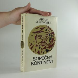 náhled knihy - Sopečný kontinent : Cesta po Jižní Americe