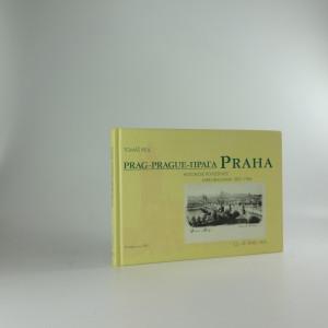 náhled knihy - Praha : historické pohlednice