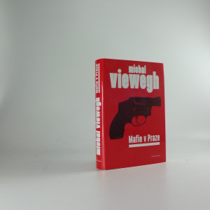 náhled knihy - Mafie v Praze