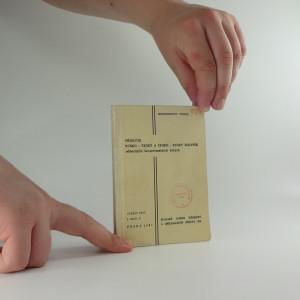 náhled knihy - Příruční rusko-český a česko-ruský slovník odborných bezpečnostních výrazů