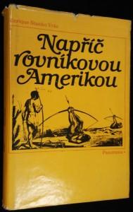 náhled knihy - Napříč rovníkovou Afrikou