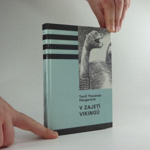 náhled knihy - V zajetí vikingů