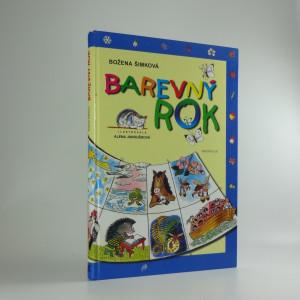 náhled knihy - Barevný rok