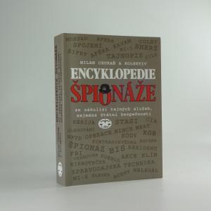 náhled knihy - Encyklopedie špionáže : ze zákulisí tajných služeb, zejména Státní bezpečnosti