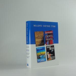 náhled knihy - Písky Sakkáry/ Prostá pravda/ Zrádný měsíc/ Tři přání