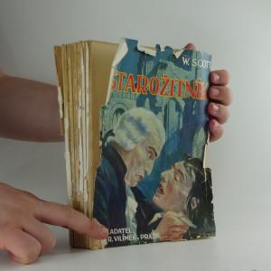 náhled knihy - Starožitník