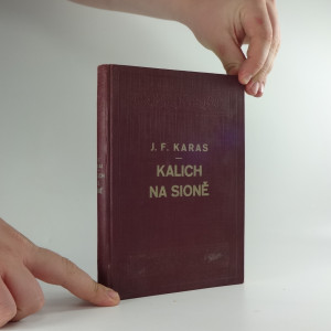náhled knihy - Kalich na Sioně : povídka z husitských bouří