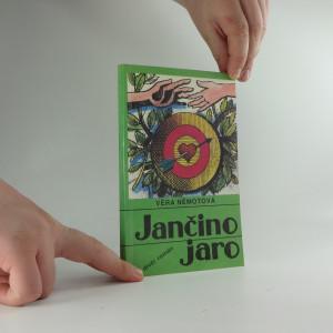 náhled knihy - Jančino jaro