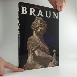 náhled knihy - Matyáš Bernard Braun : sochař českého baroka a jeho dílna