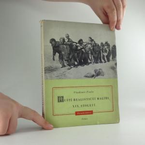 náhled knihy - Ruští realističtí malíři XIX. století