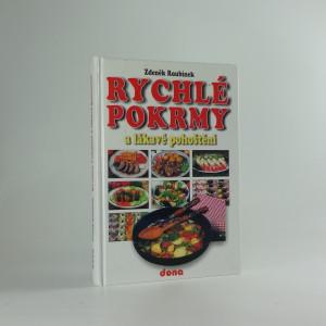 náhled knihy - Rychlé pokrmy a lákavé pohoštění