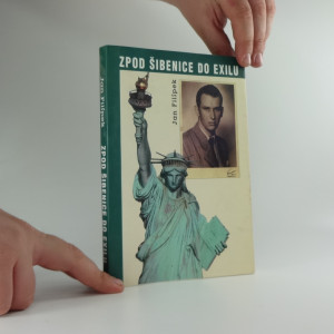 náhled knihy - Zpod šibenice do exilu