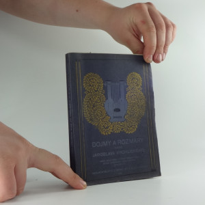 náhled knihy - Dojmy a rozmary : Básně 1874-80