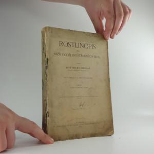 náhled knihy - Rostlinopis pro nižší oddělení středních škol sepsal Gotthard Smolař