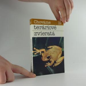 náhled knihy - Chováme teráriové zvierata