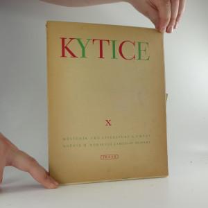 náhled knihy - Kytice, ročník II, číslo 10
