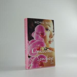 náhled knihy - Konkubína ze Šanghaje