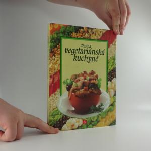náhled knihy - Chutná vegetariánská kuchyně