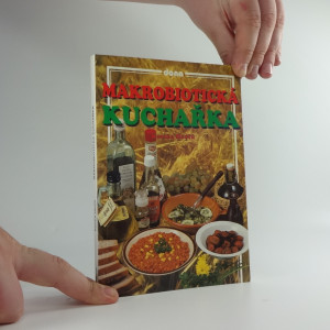 náhled knihy - Makrobiotická kuchařka
