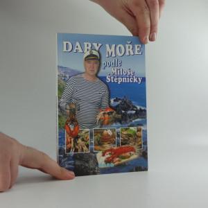 náhled knihy - Dary moře podle Miloše Štěpničky