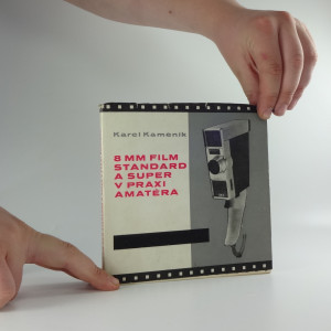 náhled knihy - 8mm film standard a super v praxi amatéra