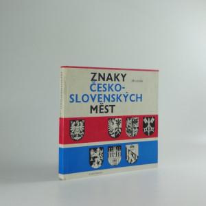 náhled knihy - Znaky československých měst
