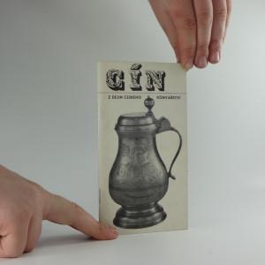 náhled knihy - Cín z dějin českého konvářství : katalog výstavy