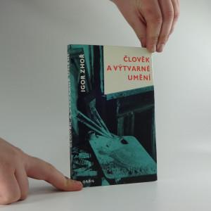 náhled knihy - Člověk a výtvarné umění