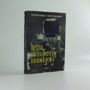 náhled knihy - Cesta za filmovým dramatem