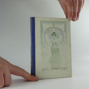 náhled knihy - Jarní píseň