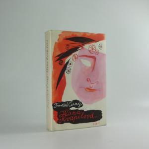 náhled knihy - Hana Kvapilová : život a dílo