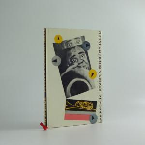 náhled knihy - Pověry a problémy jazzu
