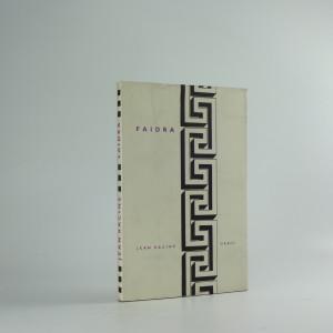 náhled knihy - Faidra : Veršovaná tragédie o 5 dějstvích