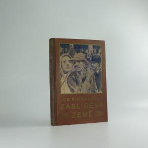náhled knihy - Zaslíbená země, kniha druhá