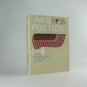 náhled knihy - Ars poetica : z úvah o básnickém umění od starověku po dnešek
